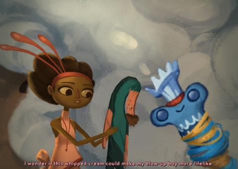 Broken Age Act Two Review