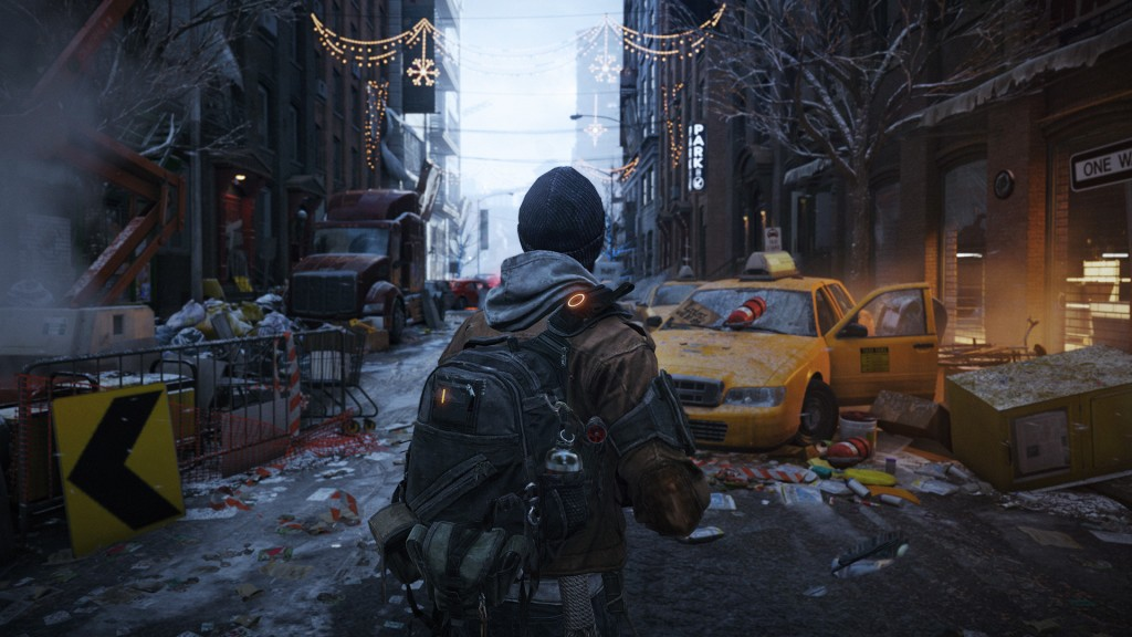 The Division now scheduled for Q1 2016