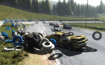 Wreckfest update coming soon with DX11 rendering engine
