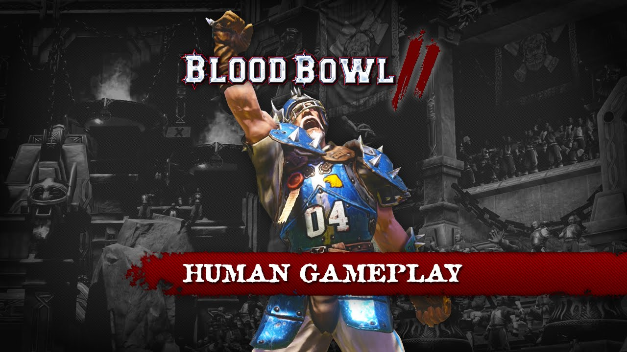 Blood Bowl 2 gameplay footage pits Humans against Orcs