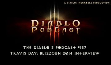 Diablo 3 interview with Travis Day Part 2 – Also in audio format