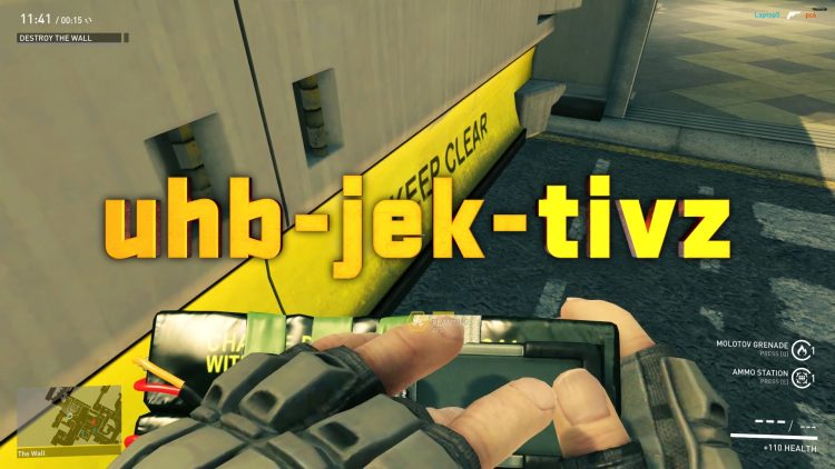 """Dirty Bomb stress test starts today but """"don't be a dick"""""""