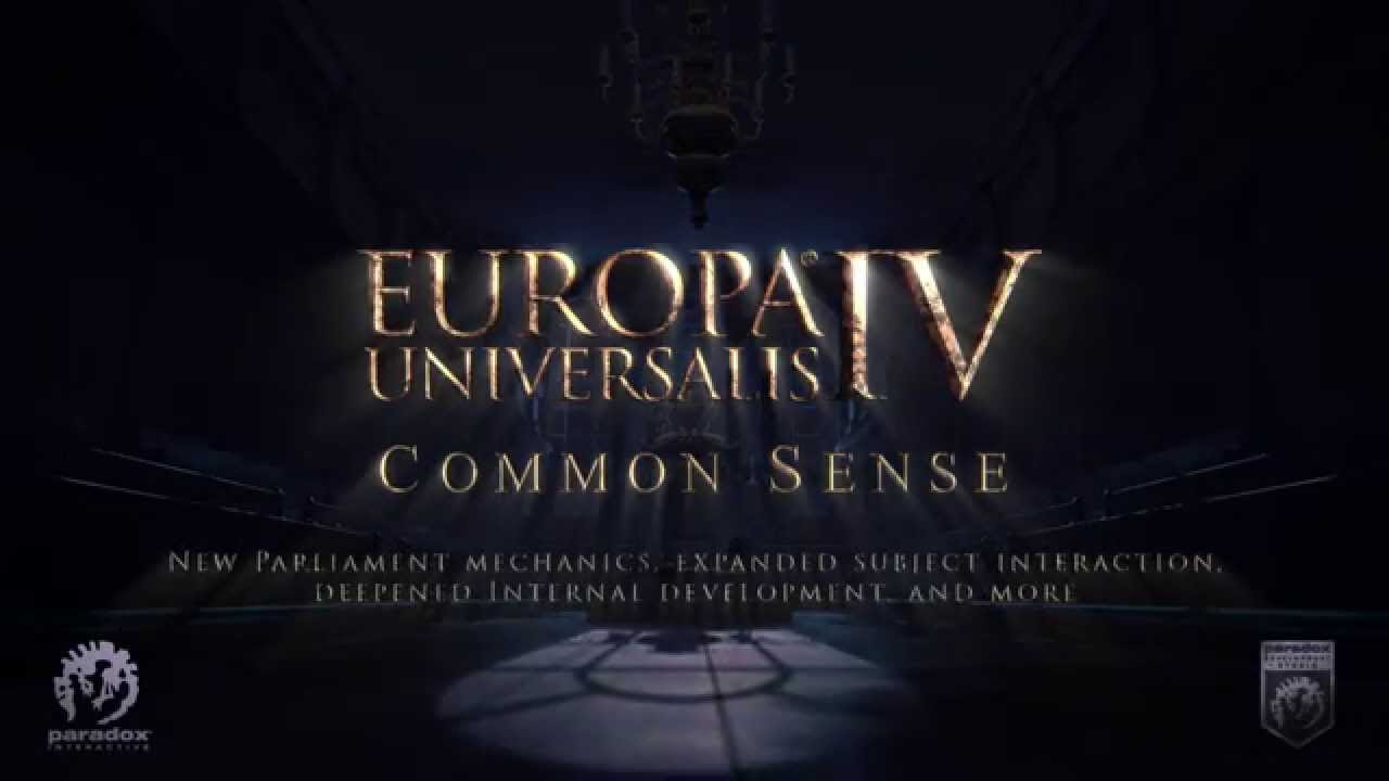Europa Universalis 4's next expansion adds Common Sense