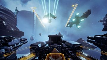 EVE: Valkyrie gets gameplay trailer, limited alpha sign-ups