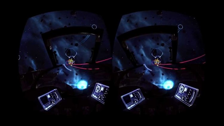 Eve: Valkyrie to be an exclusive Oculus Rift launch title