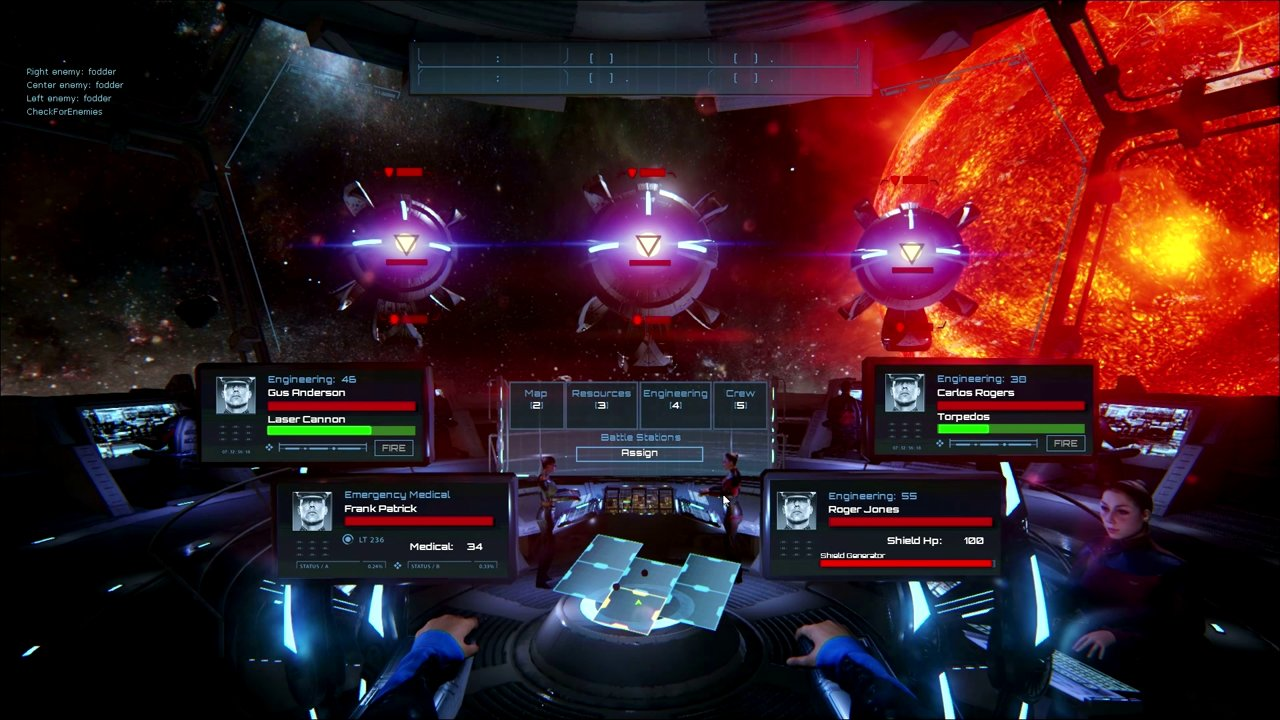 Former DICE devs head Into the Stars and on to Kickstarter