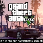 Grand Theft Auto V finally announced for the PC