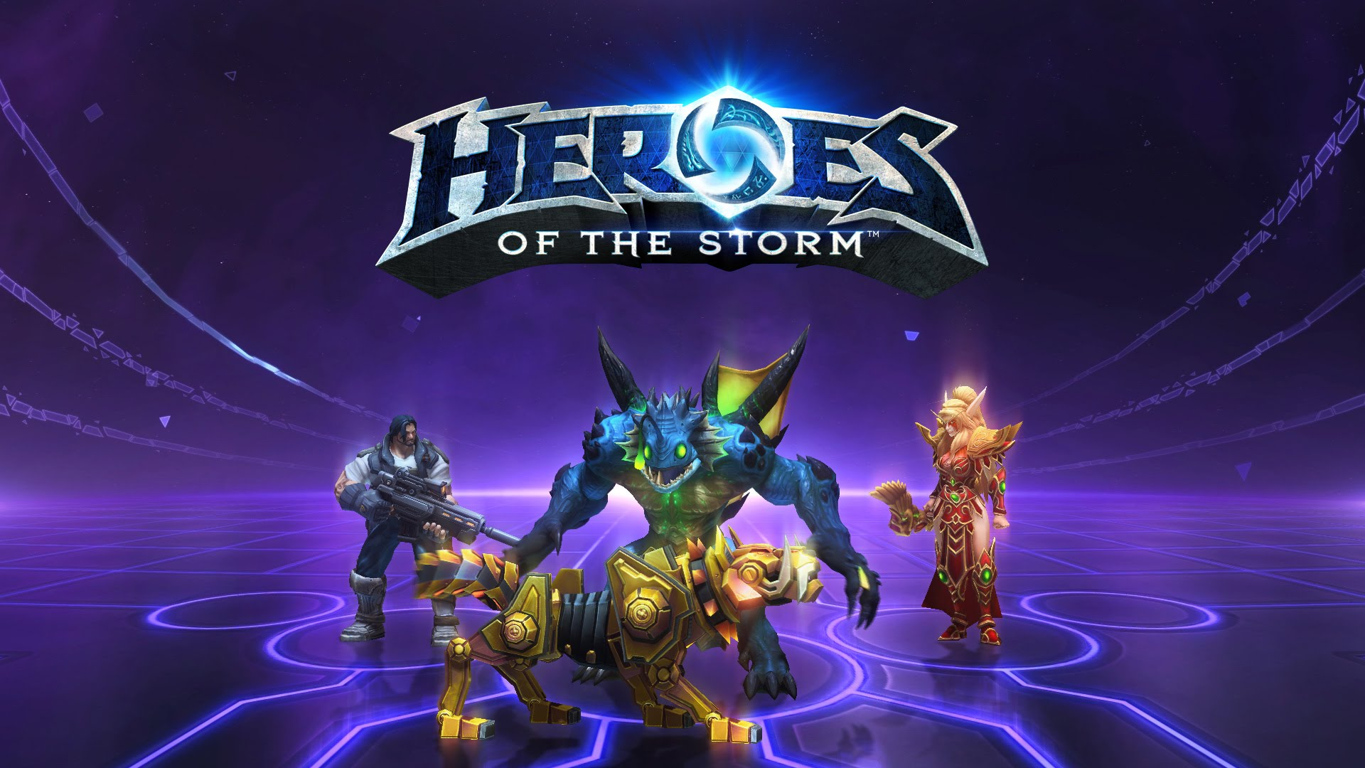 Heroes of the Storm, Hearthstone, WoW offer rewards