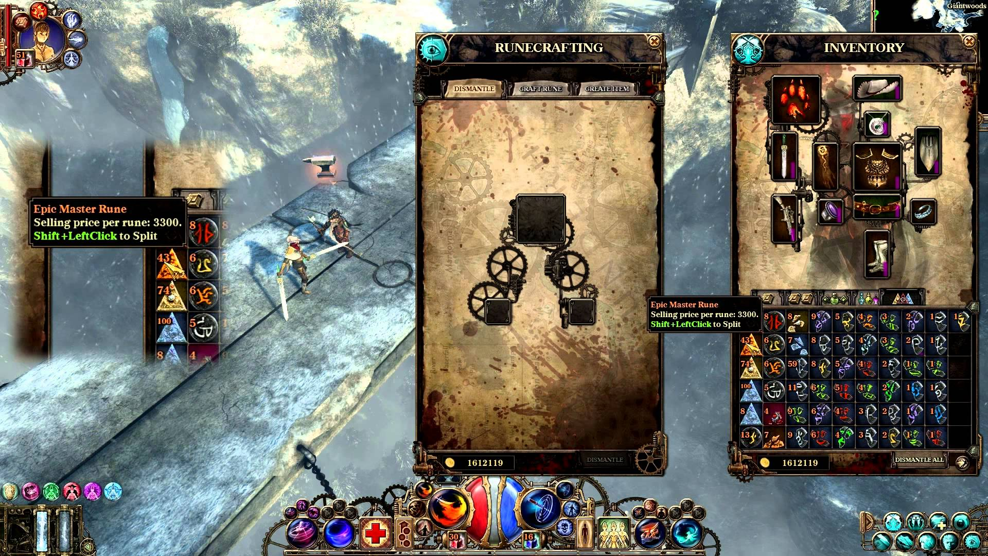 New Runecrafting System revealed for The Incredible Adventures of Van Helsing 2