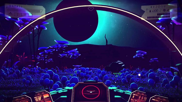 No Man's Sky releases new procedural planet hopping trailer