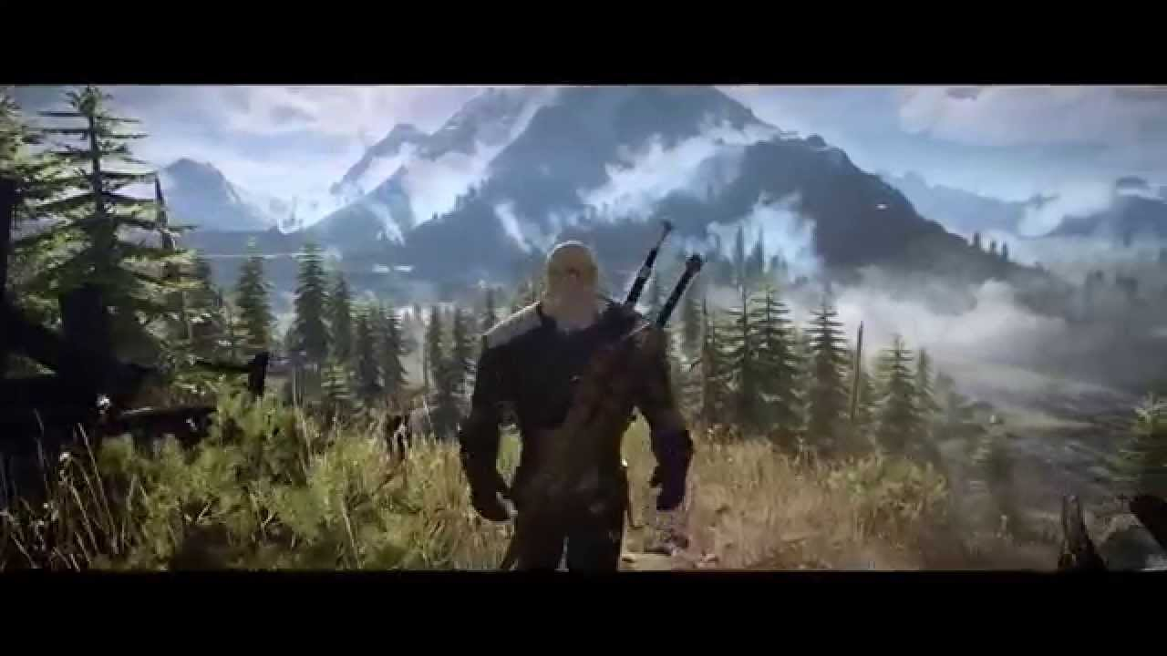 Nvidia's new Witcher 3 video has a lot to say about hair