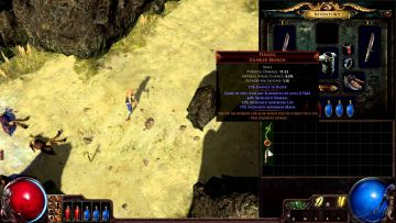 Path of Exile 1.0.4 update preview video