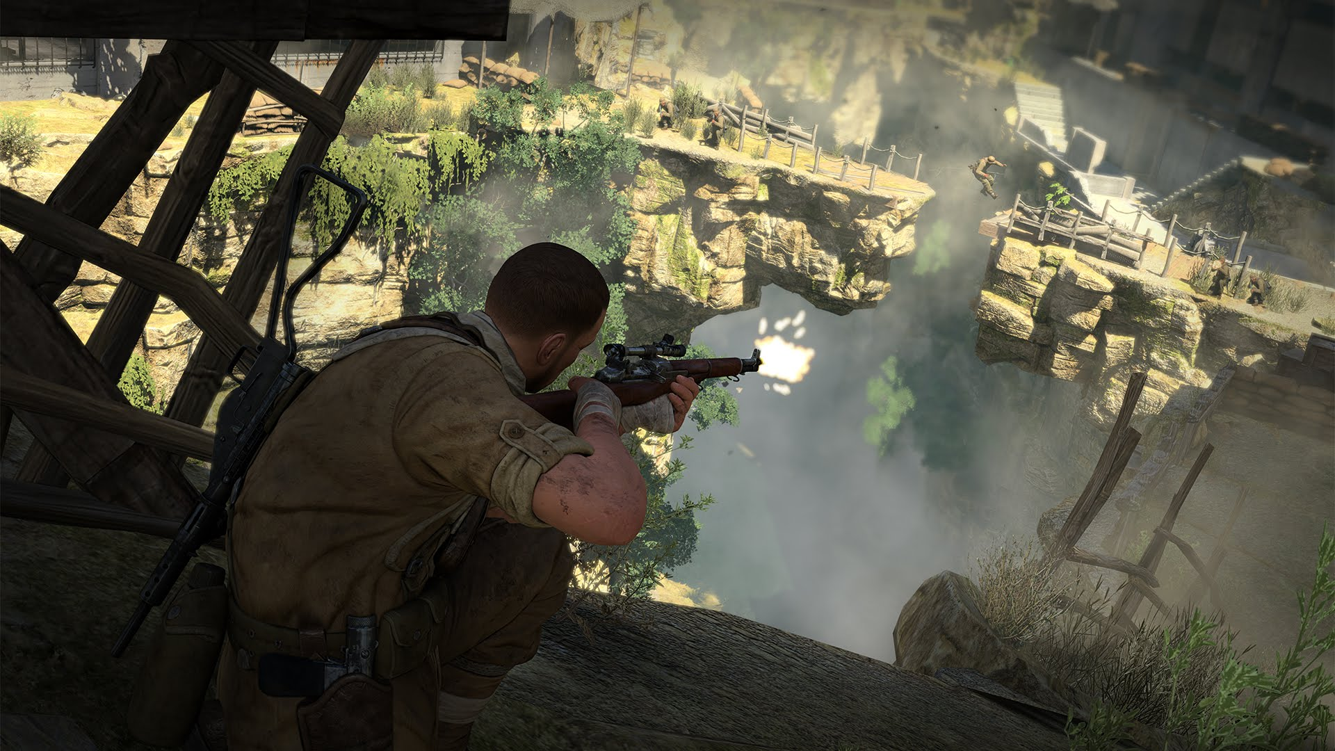 Sniper Elite 3 asks you to Save Churchill, Part Two