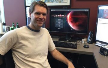 Offworld Trading Company Interview with Soren Johnson