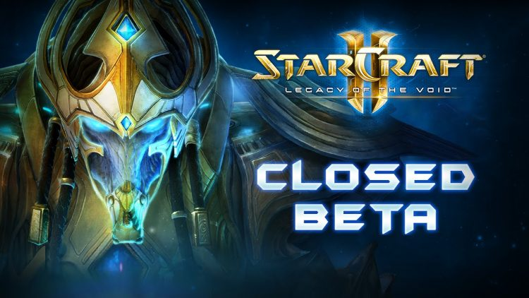 StarCraft 2 Legacy of the Void beta details and date announced
