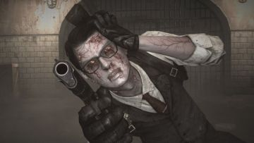 The Evil Within's Executioner DLC viciously trailed
