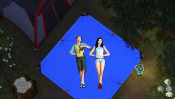 The Sims 4: Outdoor Retreat sort of revealed in trailer