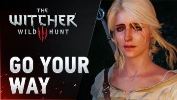 The Witcher 3 rides out a launch trailer
