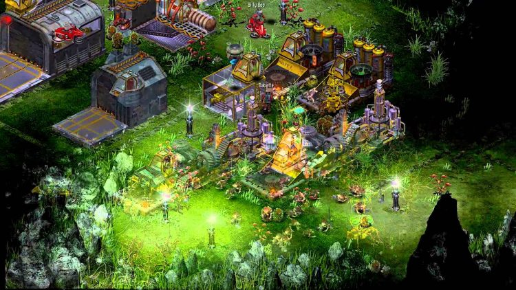 Win a copy of Firefly's Space Colony: Steam Edition