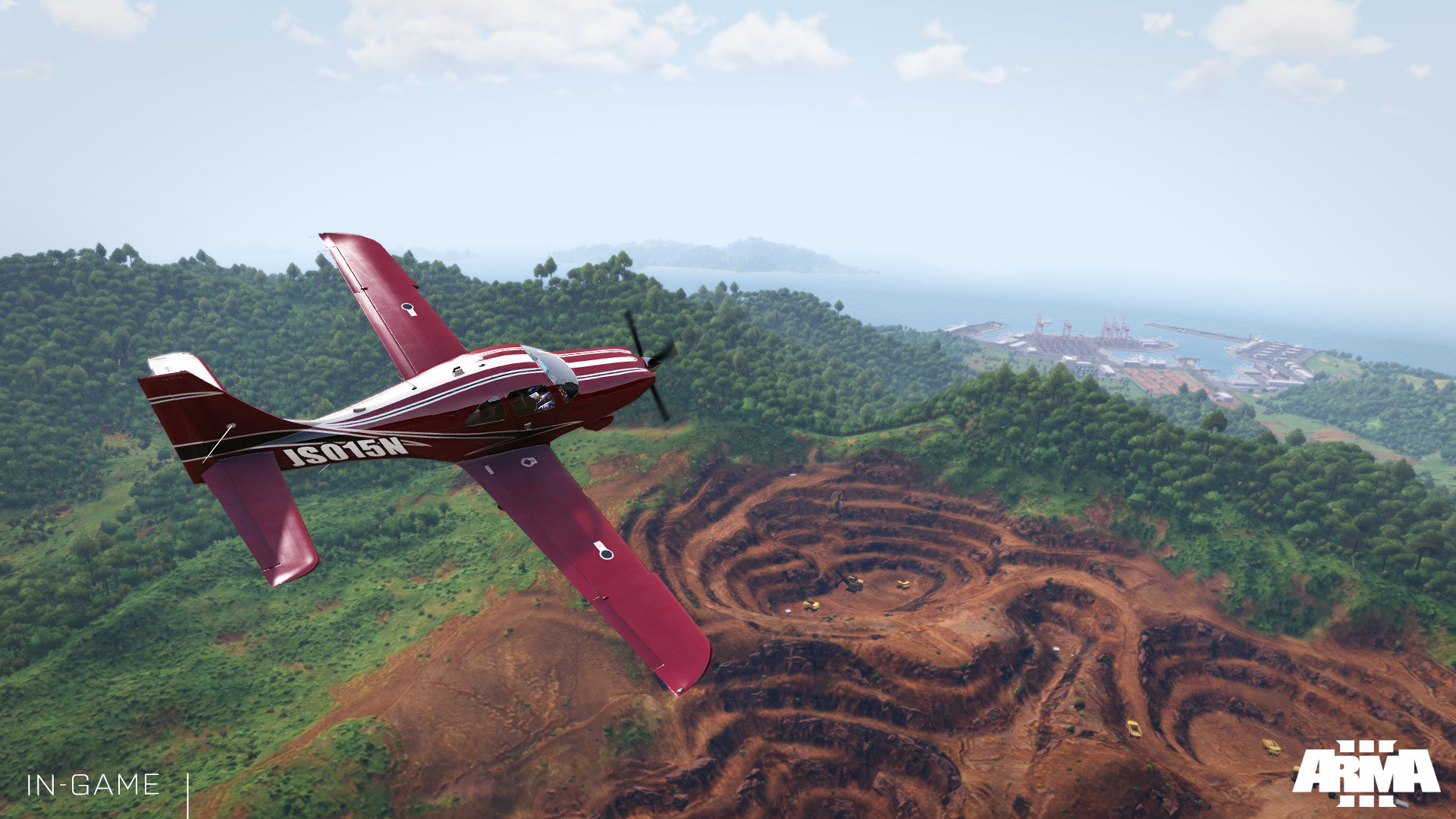 Arma 3 reveals Tanoa in trailer