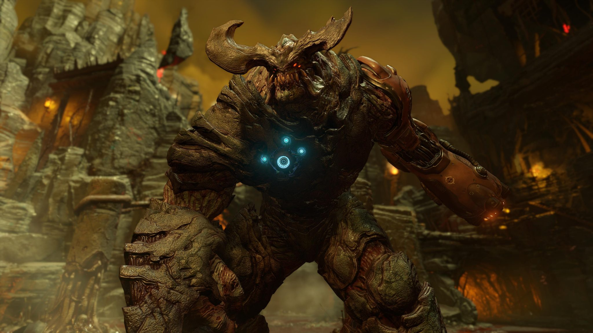 Six Doom screenshots released