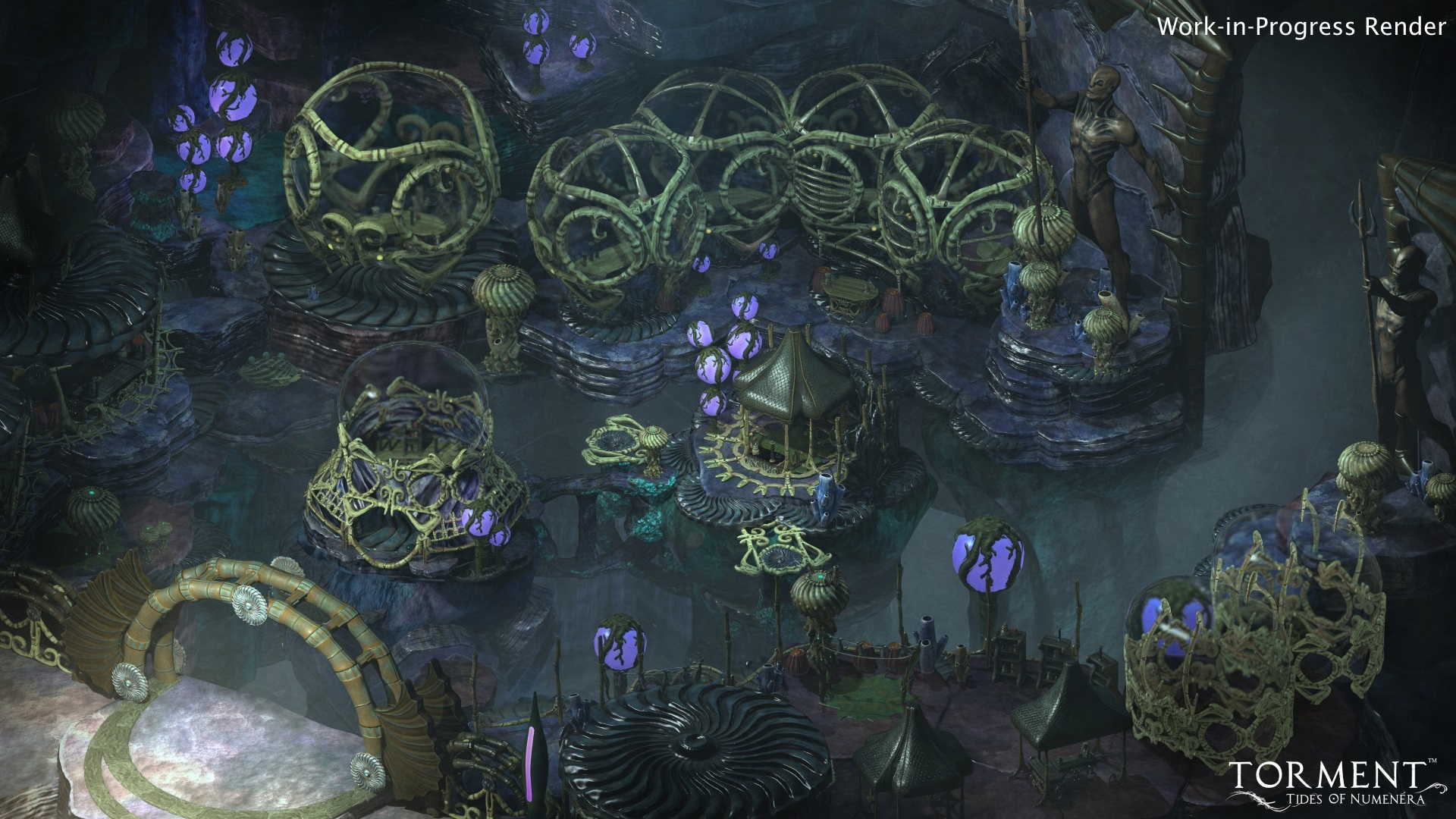 "Torment: Tides of Numenera aims for ""even more literary approach"" than Planescape"