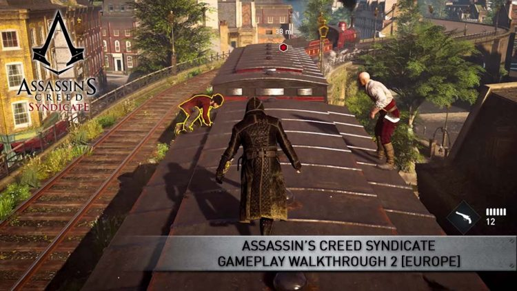 Assassin's Creed: Syndicate gets a new E3 gameplay video