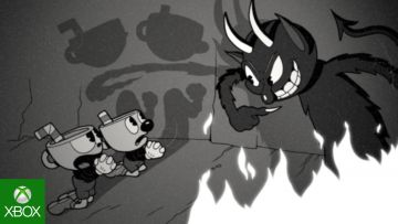 Cuphead's E3 trailer warns of deals with the devil