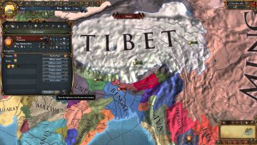 Europa Universalis IV's 1.12 update is massive, also named Charles