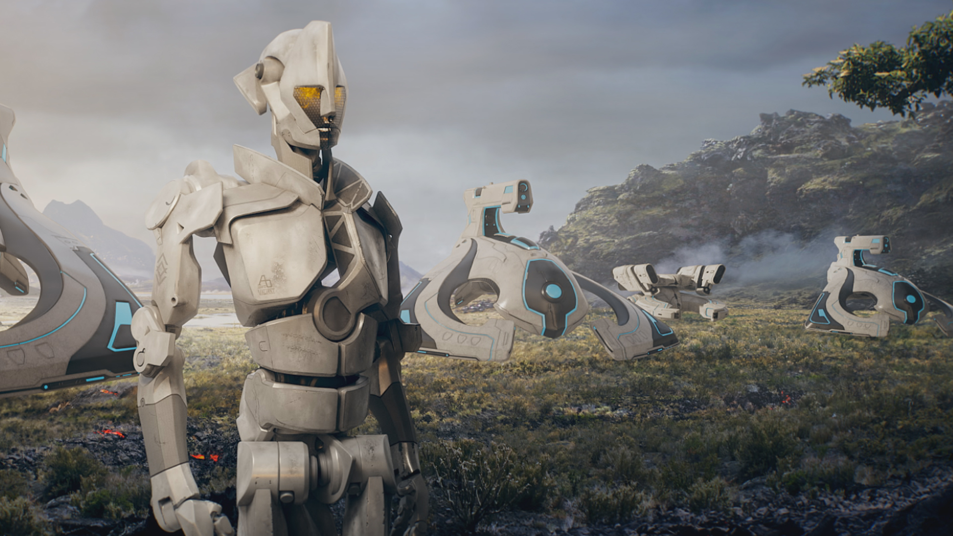 Grey Goo's Emergence Campaign temporarily free