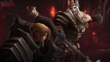 Heroes of the Storm getting Leoric, Monk, more