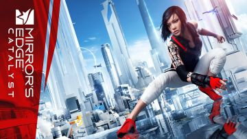 Mirror's Edge: Catalyst crossing the city in February