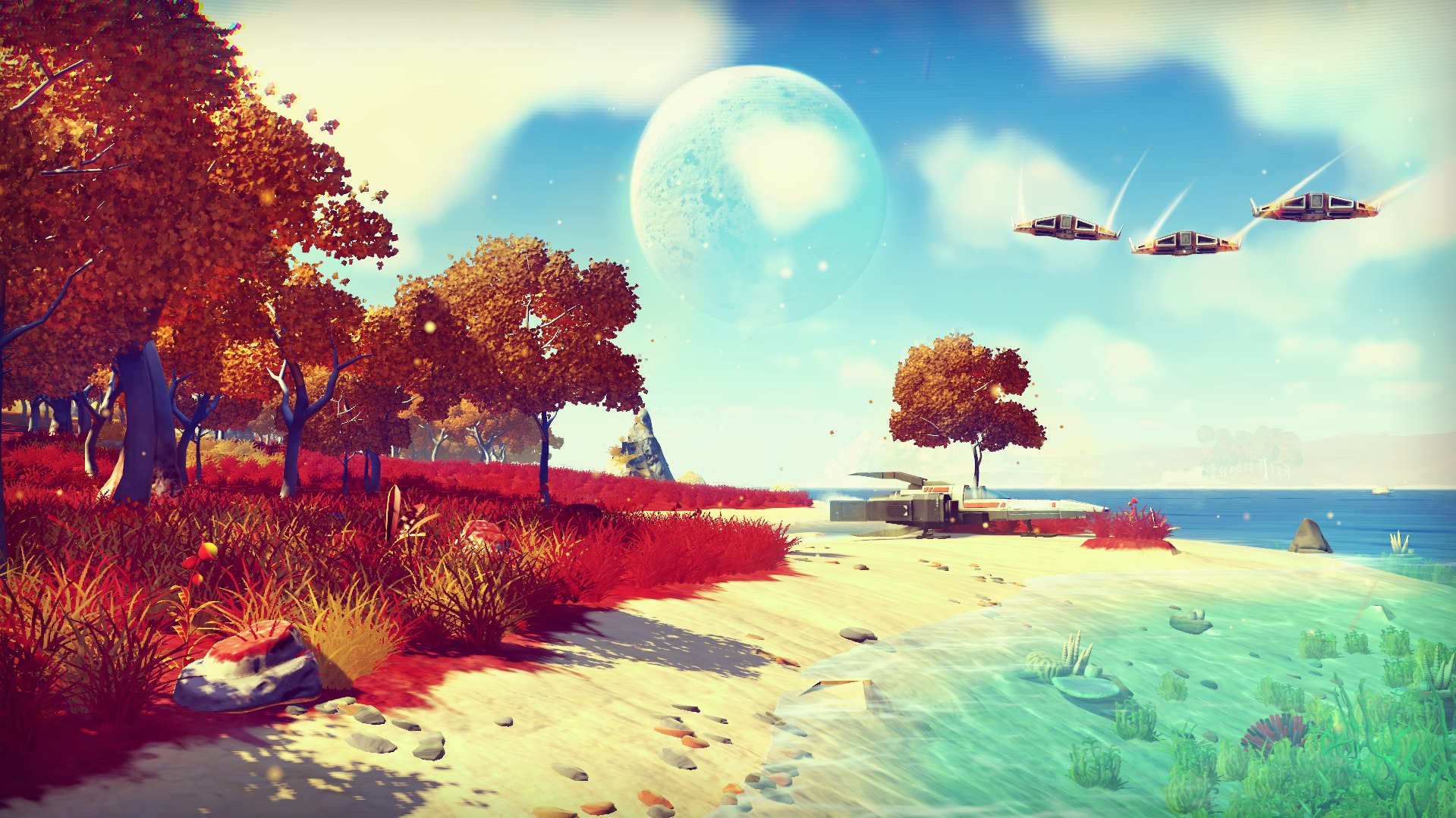 No Man's Sky officially confirmed for the PC