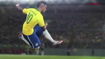 PES 2016 details and E3 trailer, game coming in September