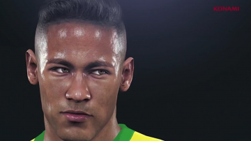 PES 2016 teaser pairs Neymar with Queen