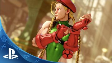 Street Fighter V trailer confirms Cammy and Birdie