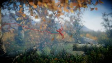 Unravel to spin a puzzle-platforming yarn
