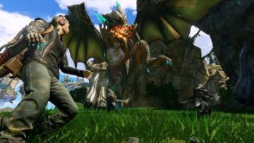 Scalebound disappears from Microsoft site [Update] Game cancelled